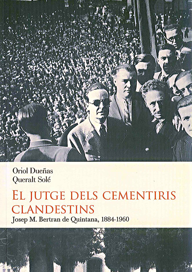 El jutge dels cementiris clandestins