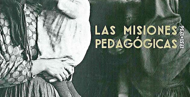 Las misiones pedagógicas