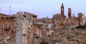 Belchite, un pueblo entre ruinas